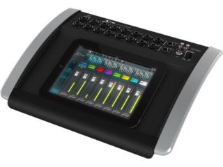 Consola digital Behringer X18 AIR, Baldorioty Music Puerto Rico