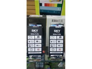 SKY ELITE 5.5 LTE (ATT-TMOBILE-CLARO), LA CASA DE LOS ANDROID Puerto Rico