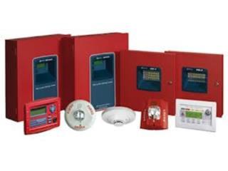 San Juan-Hato Rey Puerto Rico Equipo Comercial, Sistema Alarma de Fuego