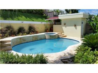 piscina 15 x 30 con jacuzzi 6 x 6 puerto rico