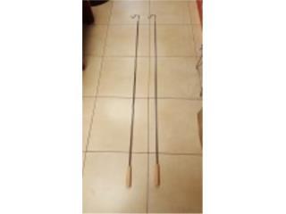 54L Hanger hooker with wooden handle, WSB Supplies U Puerto Rico