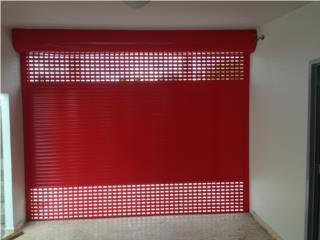 ROLL UP SHUTTER, SHUTTERS AND ALUMINUM Puerto Rico