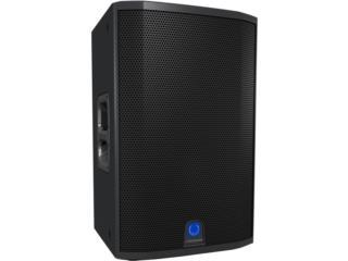 TurboSound TSP15 2,500 watts amplificada, Baldorioty Music Puerto Rico