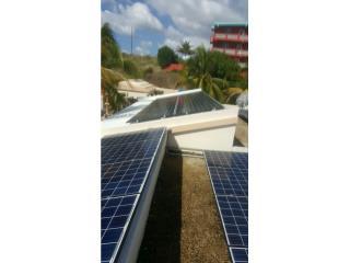 SOLAR WORLD 290W OUTBACK 525 AMP, AUTORIDAD DE ENERGIA SOLAR Puerto Rico