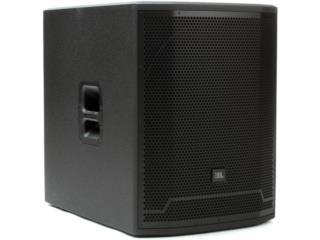 JBL amplificada PRX818-XLF, Baldorioty Music Puerto Rico
