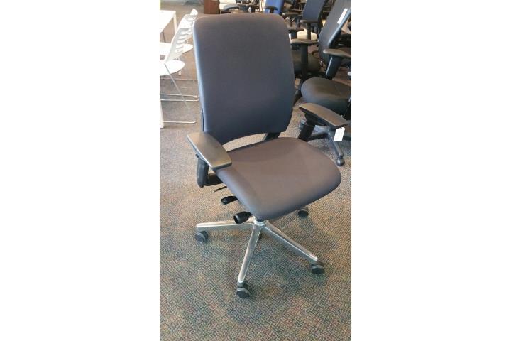 Gran venta de sillas ergonomicas usadas puerto rico for Sillas de oficina usadas