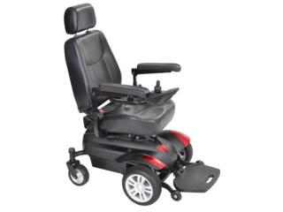 Titan Front Wheel Power Wheelchair, Equipos Pro-Impedidos Inc. Puerto Rico