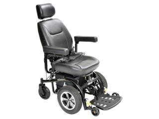 Trident Power Wheelchair, Equipos Pro-Impedidos Inc. Puerto Rico