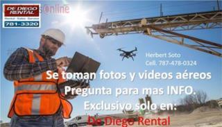 Fotos Y Videos Areas , DE DIEGO RENTAL Puerto Rico