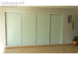 Puertas de Closet Heavy Duty Blanco 160x96, MG Inter / Space Designs Puerto Rico