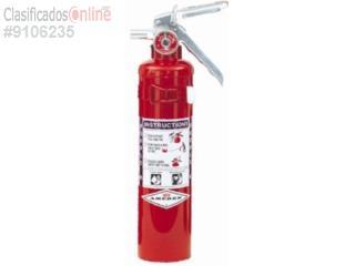 Extintor AMEREX ABC 2.5lb , CEL Fire Extinguishers & More Puerto Rico