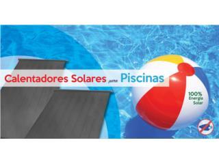 Mayagüez Puerto Rico Tanques de Agua, Calentador Solar de Piscina El mejor Precio!