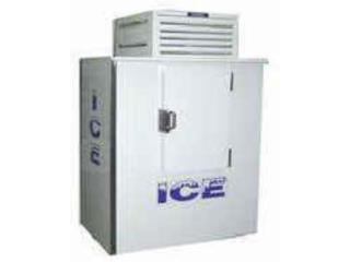 ICE BIN MERCHANDISERS (125 bolsas ) 1 PUERTA, AA Industrial Kitchen Inc Puerto Rico