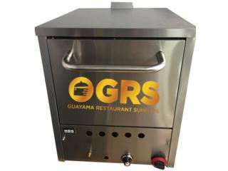 Horno de Pizza HDS Stainless Steel, Guayama Restaurant Supplies Puerto Rico