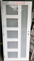 Puerta Seguridad Heavy Diseño Especial 39x84, MG Inter / Space Designs Puerto Rico