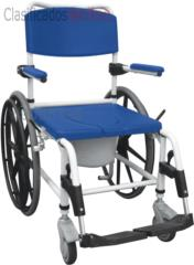 Aluminum Rehab Shower Commode Chair , Equipos Pro-Impedidos Inc. Puerto Rico
