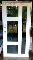 Puerta Aluminio Regular Diseño Especial 38x96, MG Inter / Space Designs Puerto Rico