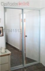 Puerta de Closet Heavy Duty Espejo 48 x 96, MG Inter / Space Designs Puerto Rico