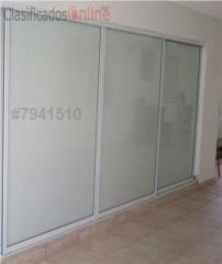 Puertas de Closet Heavy Duty Blanco 120x96, MG Inter / Space Designs Puerto Rico