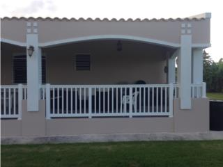 Barandas en PVC Modelo: Picket Style, Pro Fence Puerto Rico