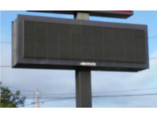 San Juan-R�o Piedras Puerto Rico Sistemas Seguridad - Defensa personal, Pizarra electronica 4'X8'
