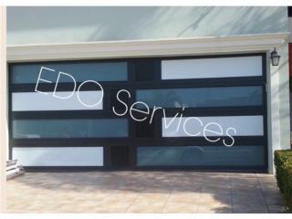 Puerta de Garage, EDO Services Puerto Rico