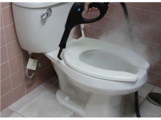 MAQUINA DE LIMPIEZA A VAPOR / STEAMER, Car Wash & Detail Solutions Inc Puerto Rico