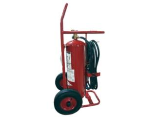 AMEREX WHEELED UNIT  150LBS  NOVEC 1230, CEL Fire Extinguishers & More Puerto Rico