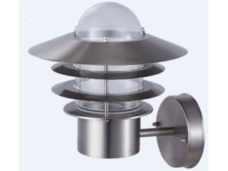 LAMPARA LED PARA EXTERIOR STAINLESS STEEL 52A, MG Inter / Space Designs Puerto Rico