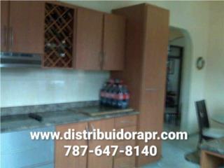 Gabinetes hechos a la medida, Distribuidora Puero Rico Puerto Rico