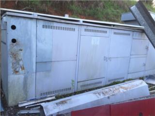 SUBESTACION ELECTRICA, AGUSTIN CARDONA Puerto Rico