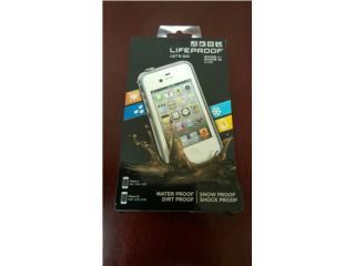 Lifeproof iphone 4/4S Case !!Nuevo!!, Quality Sales PR Puerto Rico
