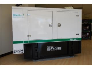 20 KW PERKINS DISPONIBLE YA!, POWER SOLUTION Puerto Rico
