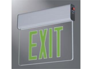 Rótulos de Emergencia LED , CEL Fire Extinguishers & More Puerto Rico