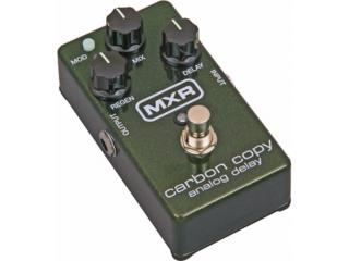 MXR M169 Carbon  Analog Delay Guitar Effect, STEVAN MICHEO MUSIC Puerto Rico