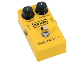 MXR M104 Distortion, STEVAN MICHEO MUSIC Puerto Rico