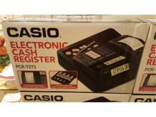 Cajas Registradoras Casio Modelo: PCR-T273, WSB Supplies Puerto Rico