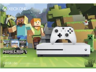 Xbox One Slim de Minecraft 500GB, PRO Electronics Puerto Rico