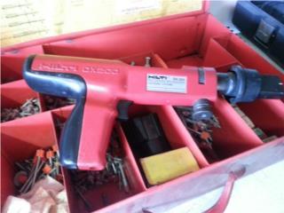 Pistola de clavos Hilti $120 OMO, Krazy Pawn Corp Puerto Rico