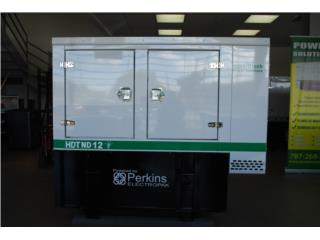 PLANTA 30KW/PERKINS/STAMFORD ORIGINAL!, POWER SOLUTION Puerto Rico