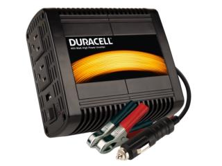 INVERTER DURACELL 400W!, @systems Puerto Rico