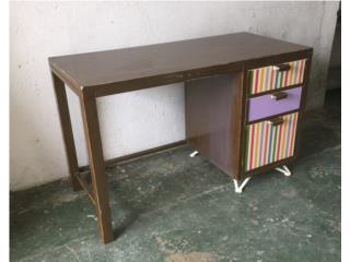 The Brady Bunch Desk, Mr. Bond Vintage Puerto Rico