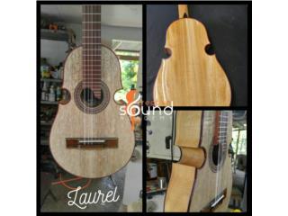 Cuatro Artesanal en Laurel, Creative Sound Academy Puerto Rico