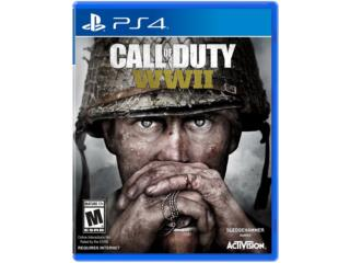Call of Duty WWII para PS4, PRO Electronics Puerto Rico