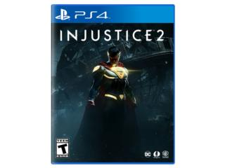Injustice 2 - PlayStation 4, PRO Electronics Puerto Rico