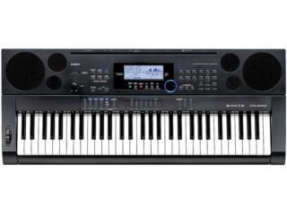 Teclado Casio Workstation con stand, Creative Sound Academy Puerto Rico