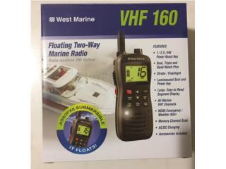Radio Marino vhf portable, The SUP shack  Puerto Rico