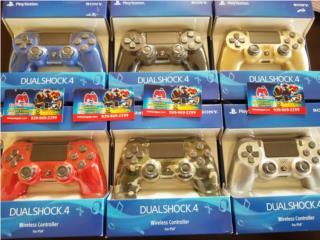 Controles PS4 desde $59.99 , PRO Electronics Puerto Rico