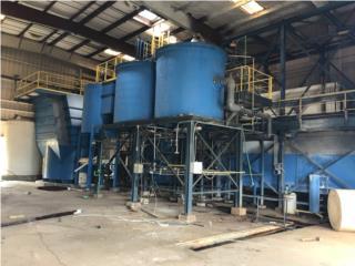 Planta de tratamiento de agua, All Industrial Equipment Puerto Rico