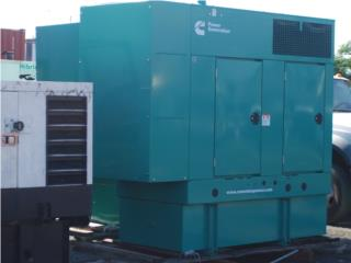 CUMMINS/ONAN 50 KW ENTREGA INMEDIATA!, POWER SOLUTION PR Puerto Rico